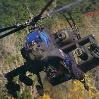 AH-64 Apache (Вертолеты, Авиа)