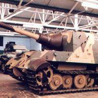Selbstfahrende Artillerie Pz.VI basis: Jagdtiger