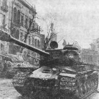 Бронетехника СССР: ИС2