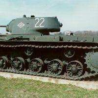 Бронетехника СССР: танки КВ
