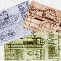 Бронетехника СССР: Экспериментильные КВ