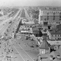 Москва 50-х годов