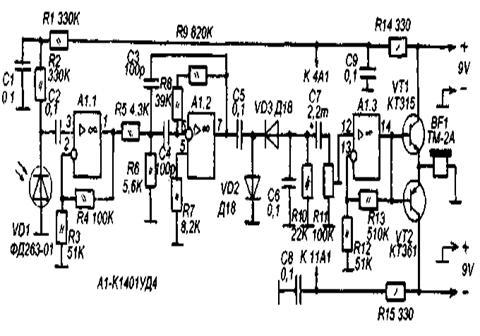электрические схемы тепловозов