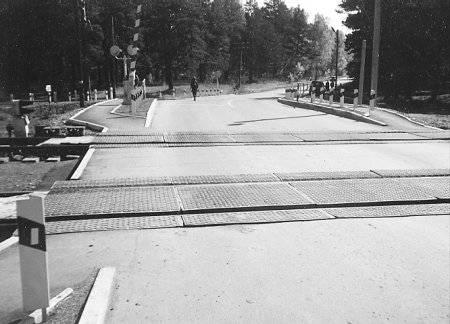 Реферат на тему железнодорожные переезды 7457