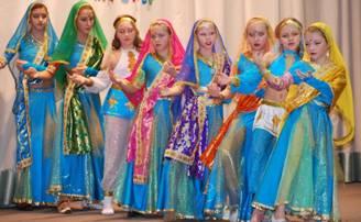 Индийский Костюм Для Танца