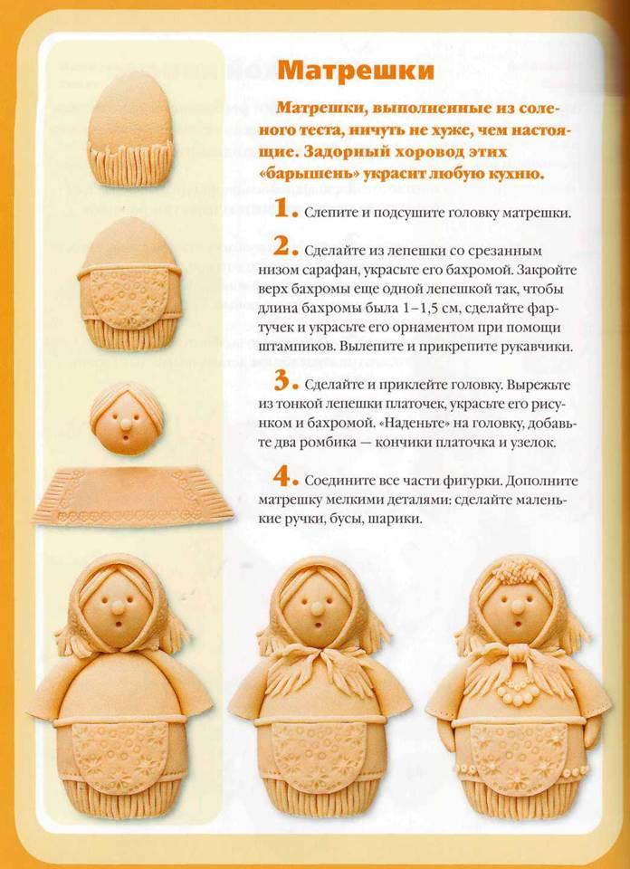 Тесто для детской лепки своими руками рецепт