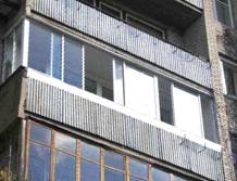 Требования к деревянным элементам остекления балконов и лодж.