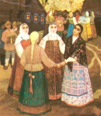 Старые русские народные песни скачать