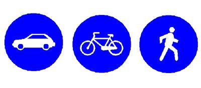 Рисунок про правила дорожного движенья