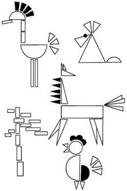 Дидактические игры на развитие творческого мышления