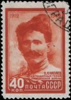 Портрет В.И.Чапаева