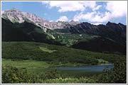 Камчатка. Налычевская долина.
