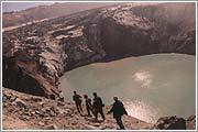Камчатка. Мутновский вулкан.