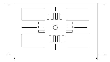 Схема простейшей транспортной