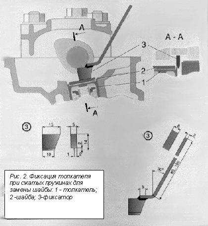 Приспособление для регулировки клапанов своими руками 72