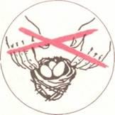 не ловить шмелей знак