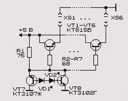 Зарядное для никель кадмиевых аккумуляторов своими руками
