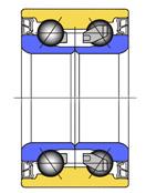 Cтупичные подшипники типа HUB-I - двухрядный радиально-упорный шариковый подшипник с уплотнениями