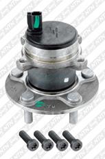 Некоторые ремкомплекты ступиц колес NTN-SNR на основе подшипников типа HUB - R152.69