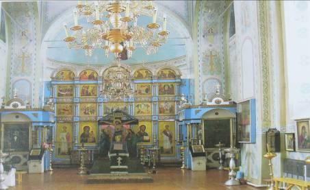 Богослужения в свято-алексеевском храме в праздник входа господня в иерусалим