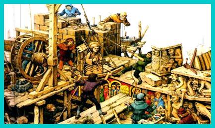 Почему средневековый город называли центром ремесла