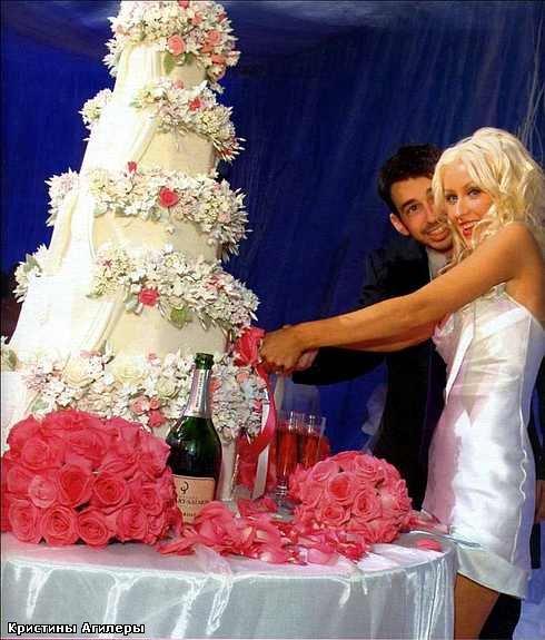 Торти для блондинки фото