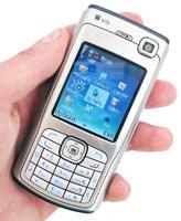 Тест сотового телефона Nokia N70 Контент-платформа Pandia.ru