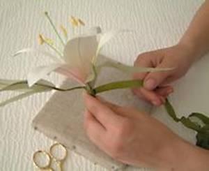 Цветы из бумаги своими руками пошаговое лилии