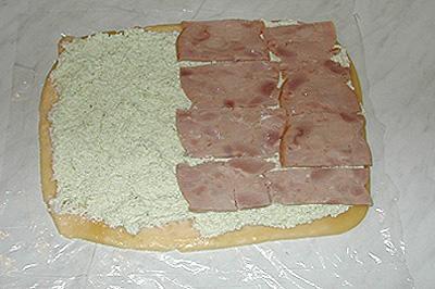 рулет из сыра