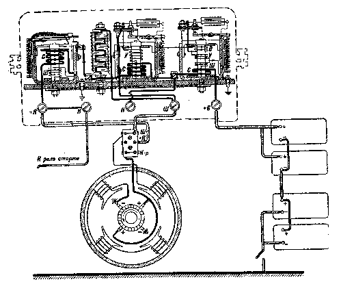 Как подключить розетку к фаркопу схема