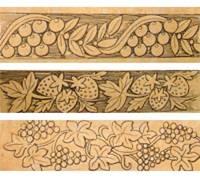 Орнаменты для резьбы по дереву