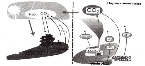 Производственная деятельность человека и ресурсы планеты