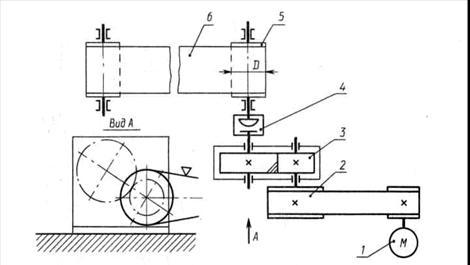 Задание 5 привод к ленточному конвейеру курсовой проект привод цепного конвейер