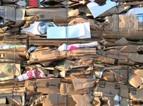 Три стадии переработки мусора