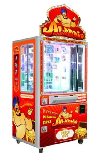 Игровой Автомат Аладин