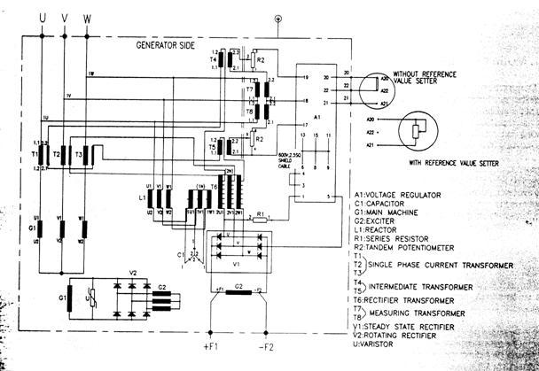 Даташит схема авто возбуждения бензинового генератора даташит