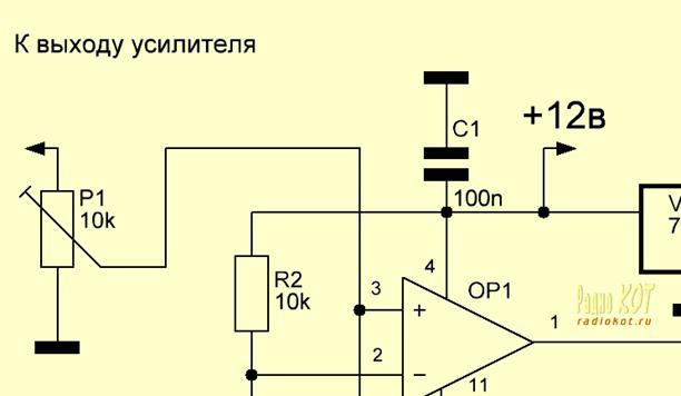 Схема простого зарядного устройства для АКБ Поделки