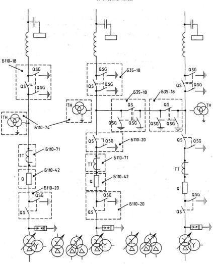 Схема 110-4Н