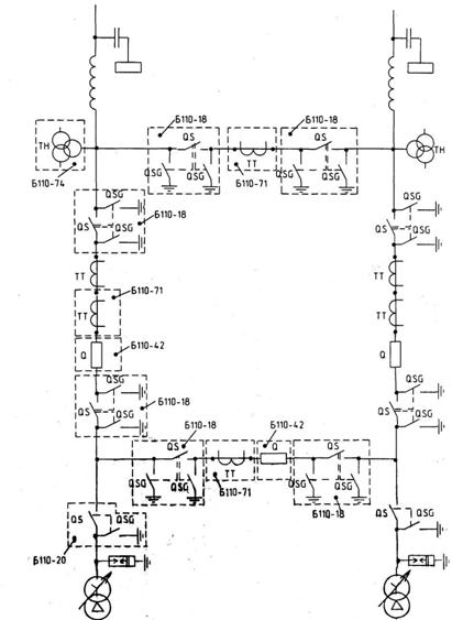 Схема 110-5Н