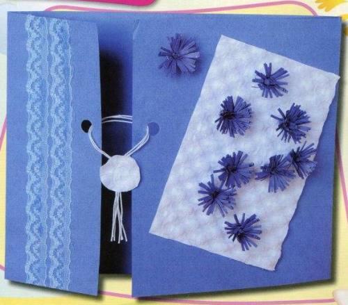Самые красивые открытки для мамы своими руками