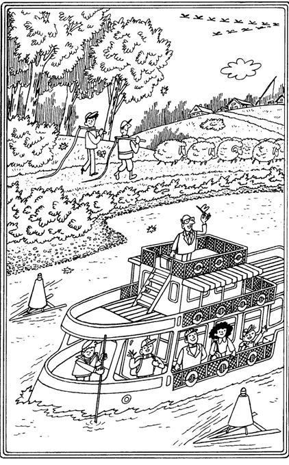 загадка картинка с поездом и рекой воздействовать картинку областях