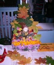 Осенние композиции своими руками в школу фото 73