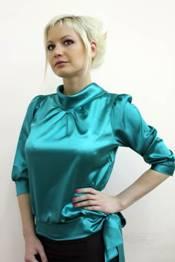 Блузки Из Атласа Фото В Нижнем Новгороде