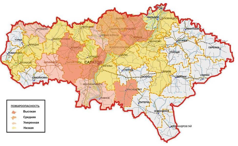 саратовская область карта фото основном это копии