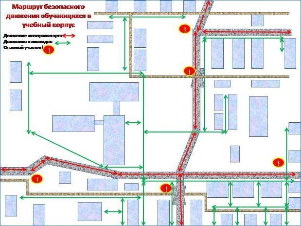 /  обратный путь маршрута: тюменский микрорайон - ул.
