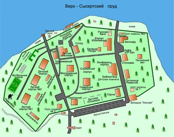 план застройки деревни дорога в рыбацкое