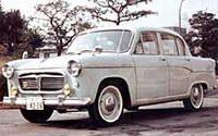 Subaru P-1