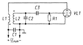 схемы генератора александра мейснера