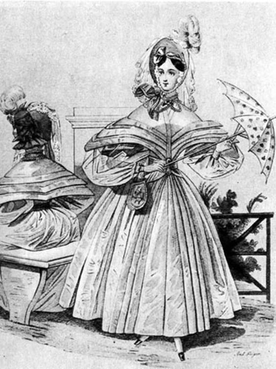 Дама с зонтиком 1834.jpg