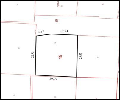 Местоположение земельного